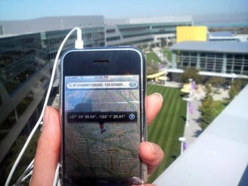 como funciona la localizacion en un iphone o ipad