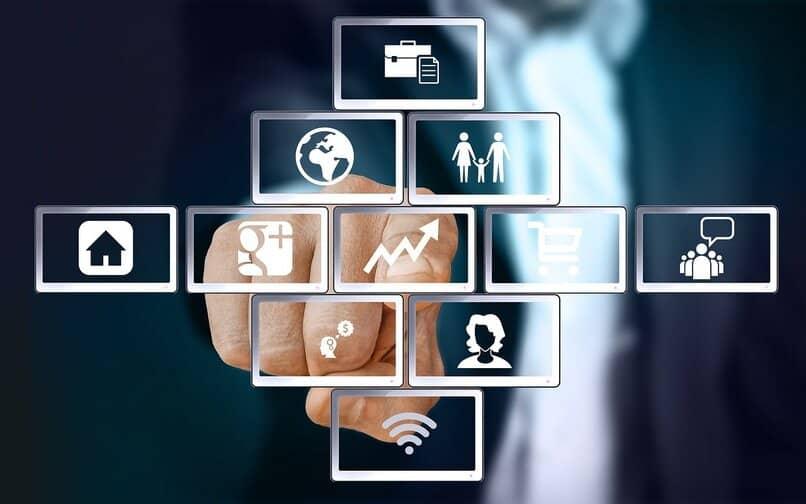 modo de conectarse a internet por ethernet