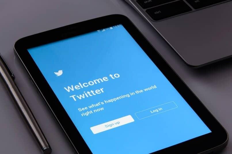 metodo para activar los anuncios al ingresar en la app de twitter desde una tablet
