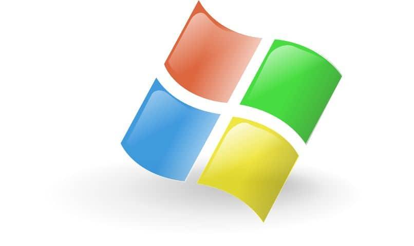 logo windows clasico