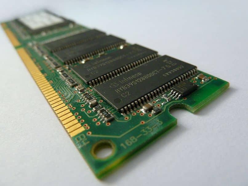 forma de controlar el rendimiento de una memoria ram
