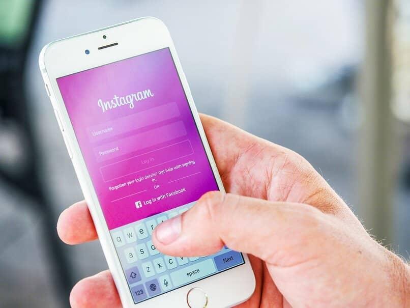 forma de descargar plantillas desde la aplicación de instagram en el móvil