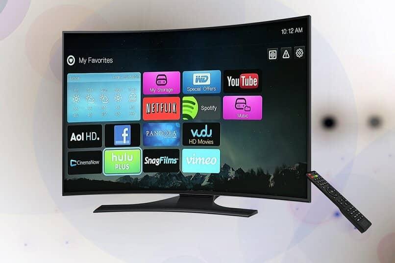 forma de actualizar el software mas reciente en smart tv