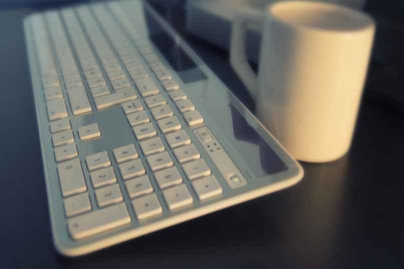 teclado para escribir en word office