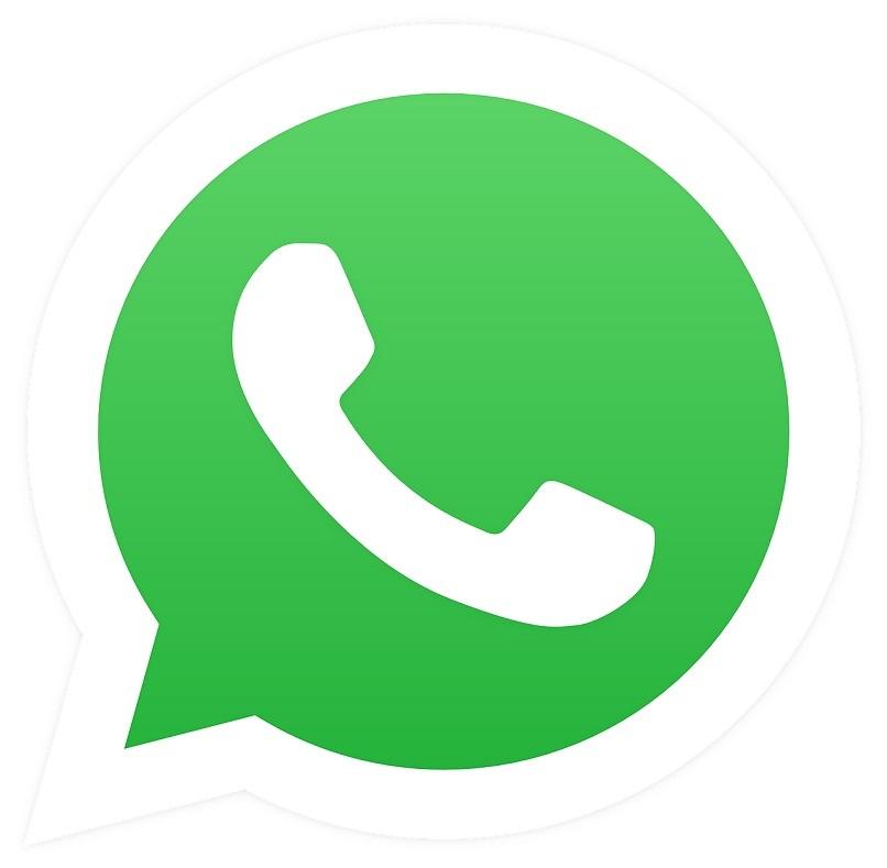 imagen con el logo de whatsapp
